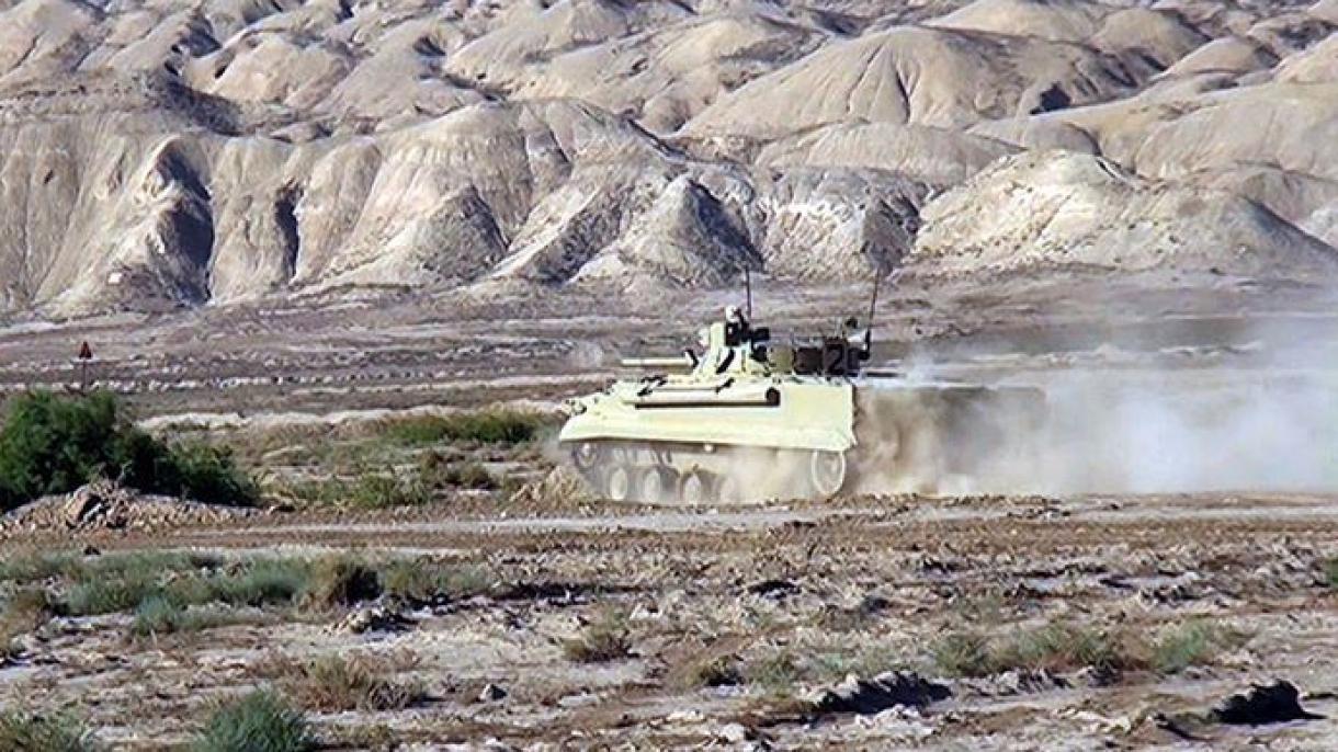 Azerbejdžanska vojska potisnula armenske napade