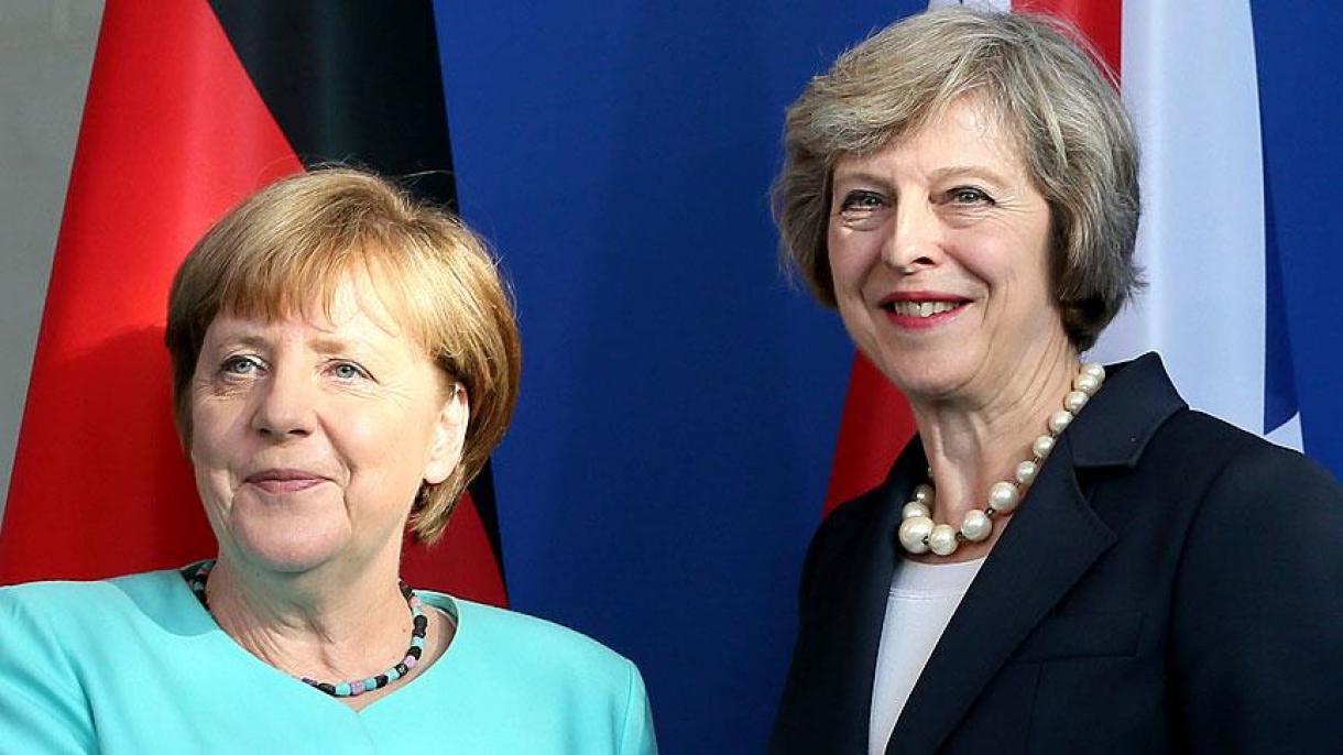 メイ首相とメルケル首相、イランの核合意について電話会談