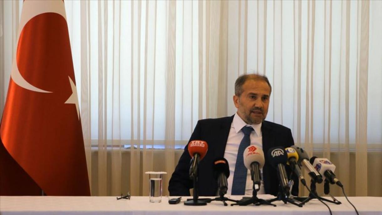 Ambasadori turk në Shkup paralajmëron Maqedoninë e Veriut lidhur me FETO-n