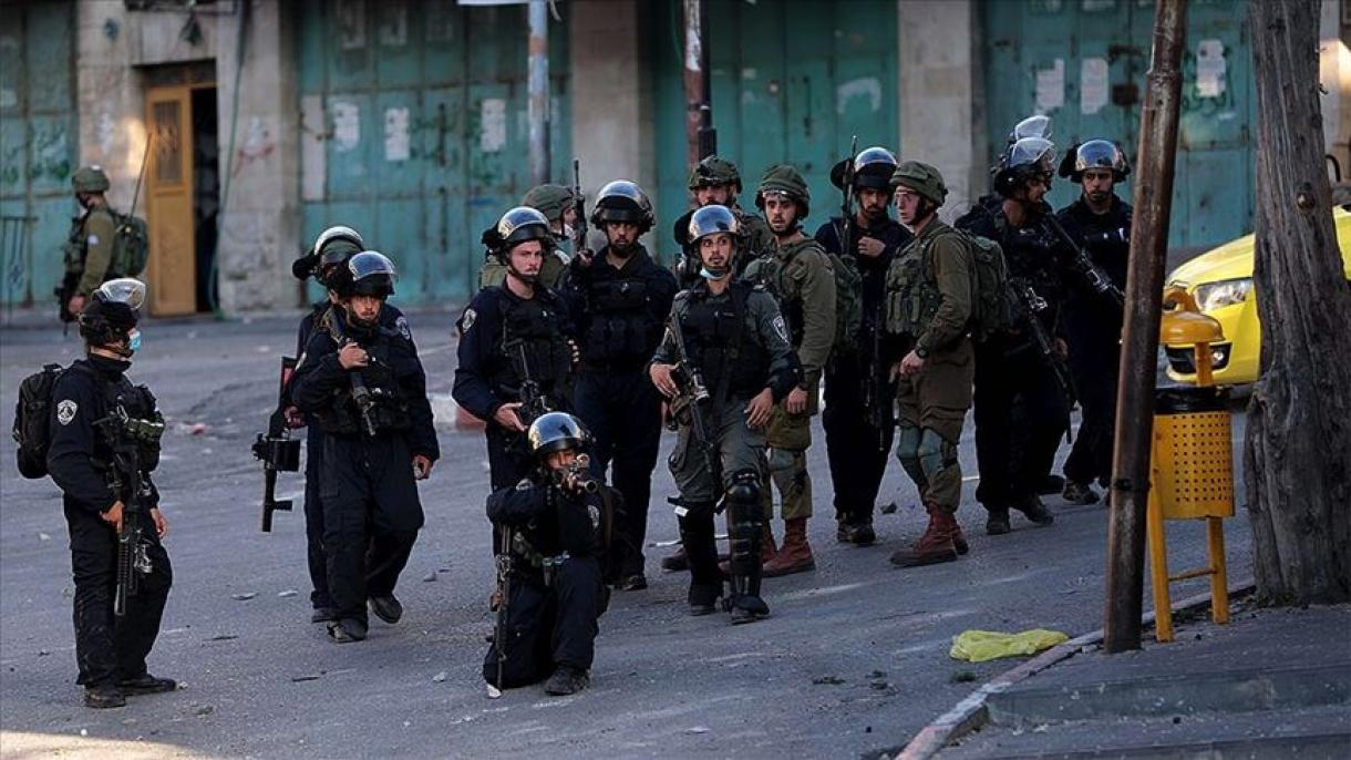 Izraelske snage srušile centar za karantin na Zapadnoj obali u Palestini