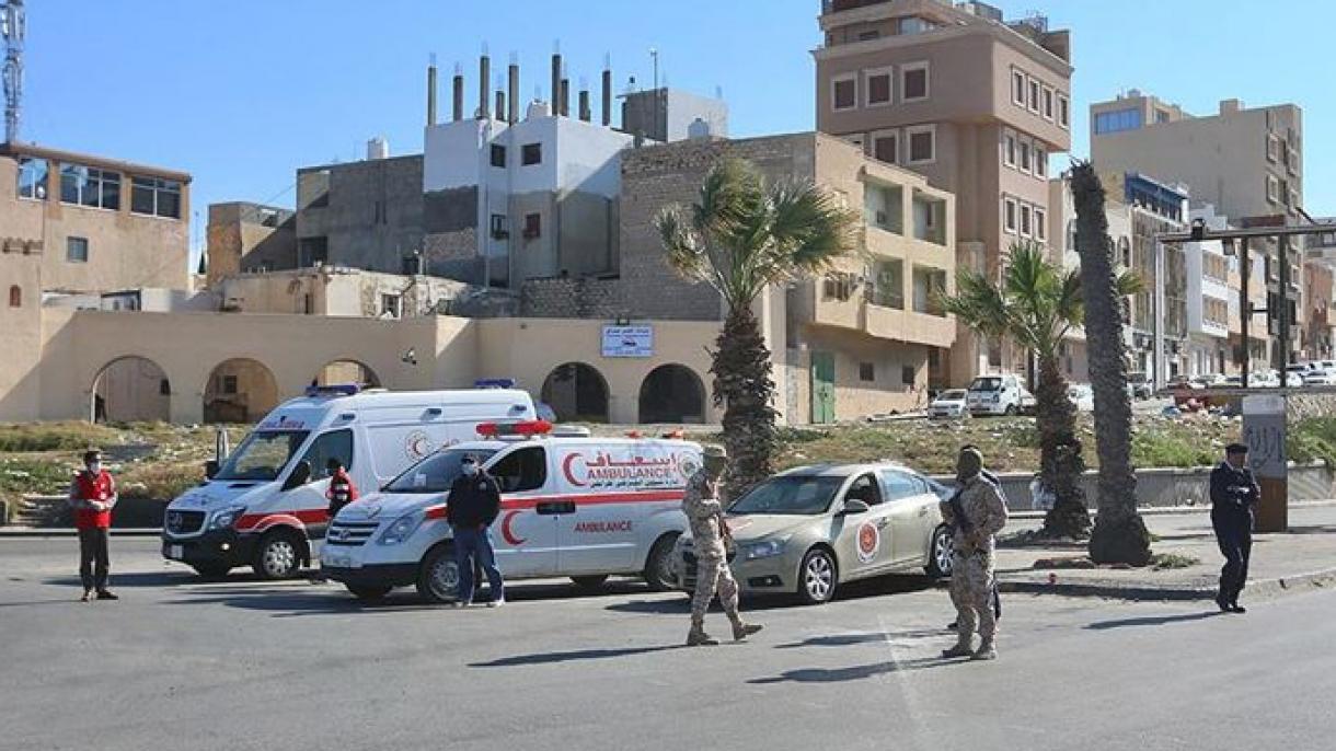Либийското правителство обвини руските наемници в използването на ...