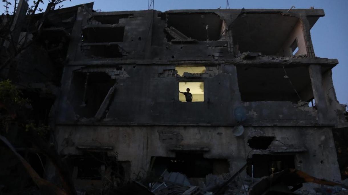 Eksplozija u Gazi