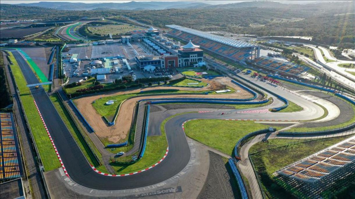 Turquía finaliza los preparativos para su Gran Premio de Fórmula 1