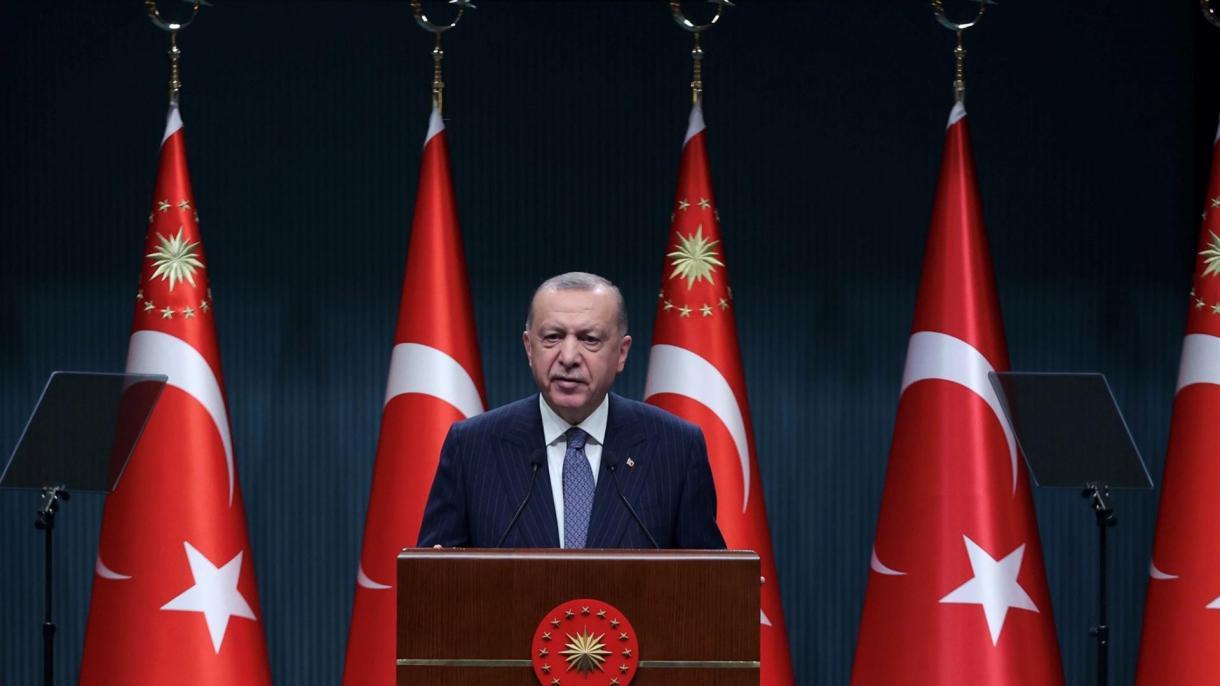 Predsjednik Erdogan čestitao hidžretsku Novu godinu