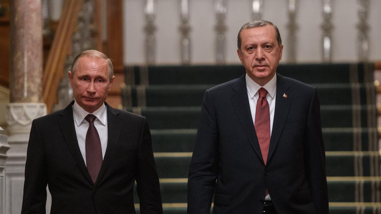 Le duo Erdogan-Poutine renoue une alliance qui froisse l'Occident