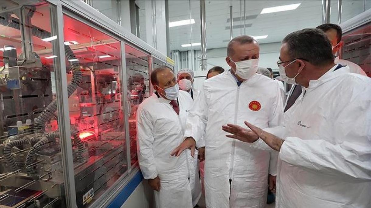 U Ankari otvorena prva potpuno integrisana fabrika za proizvodnju solarnih panela