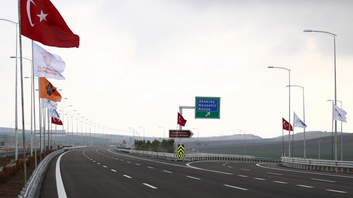 Turska: Svečano otvorena dionica autoputa od 113 kilometara i 39 kilometara priključnih puteva