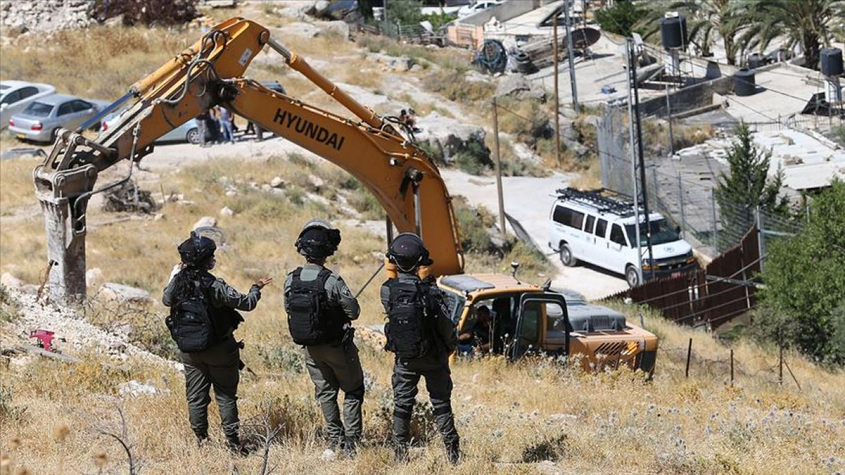 UN: Izraelske snage srušile više od 500 palestinskih domova
