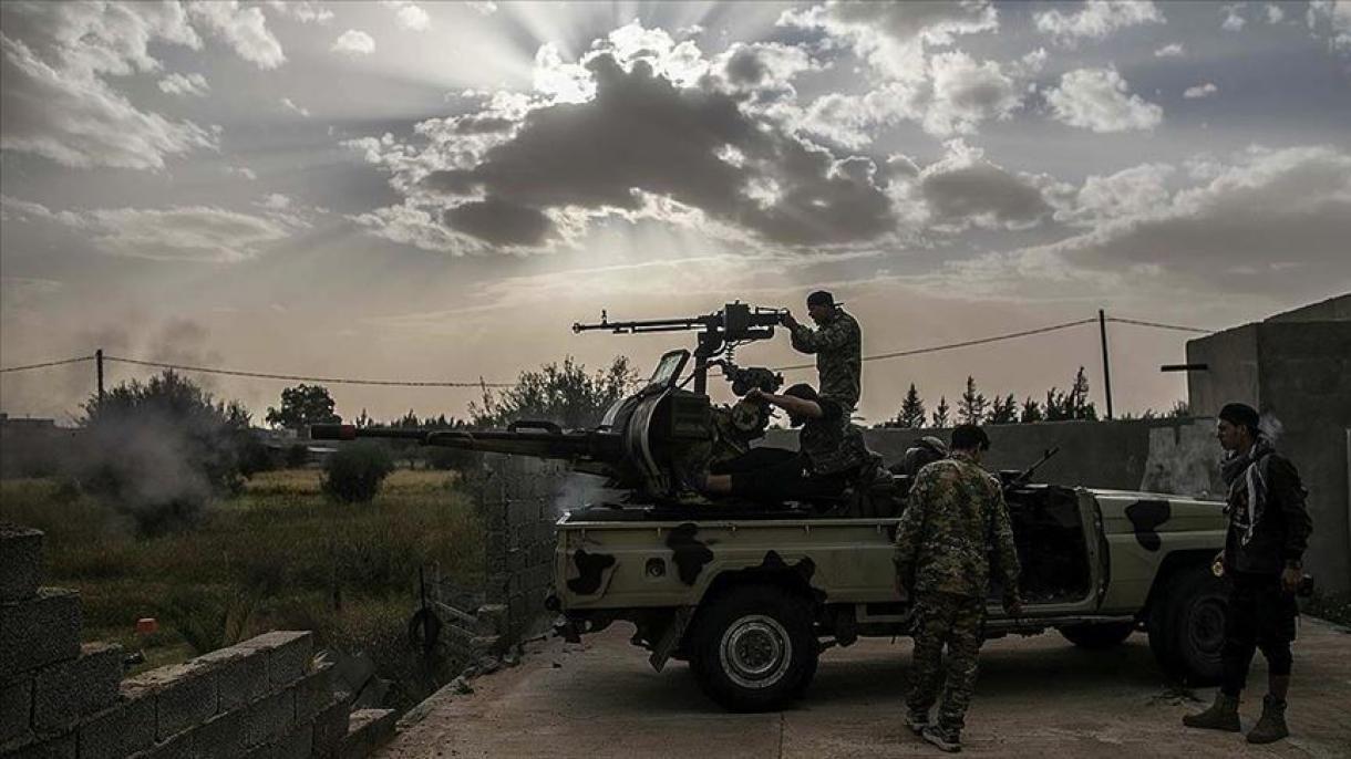 リビア】 ハフタル軍、停戦に180回違反