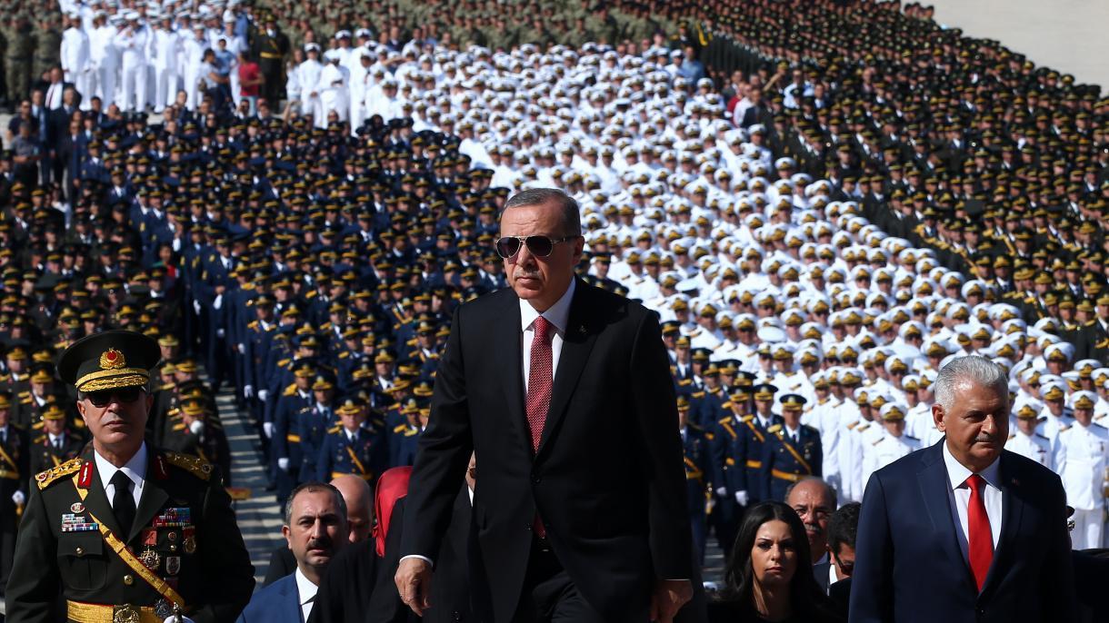 Turska obeležava nacionalni praznik Dan pobede i Dan oružanih snaga