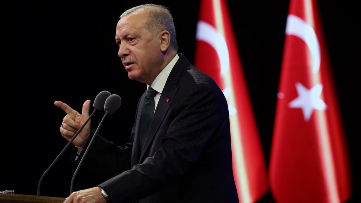 Erdogan: Moja zemlja u Mediteranu nije gost, već domaćin