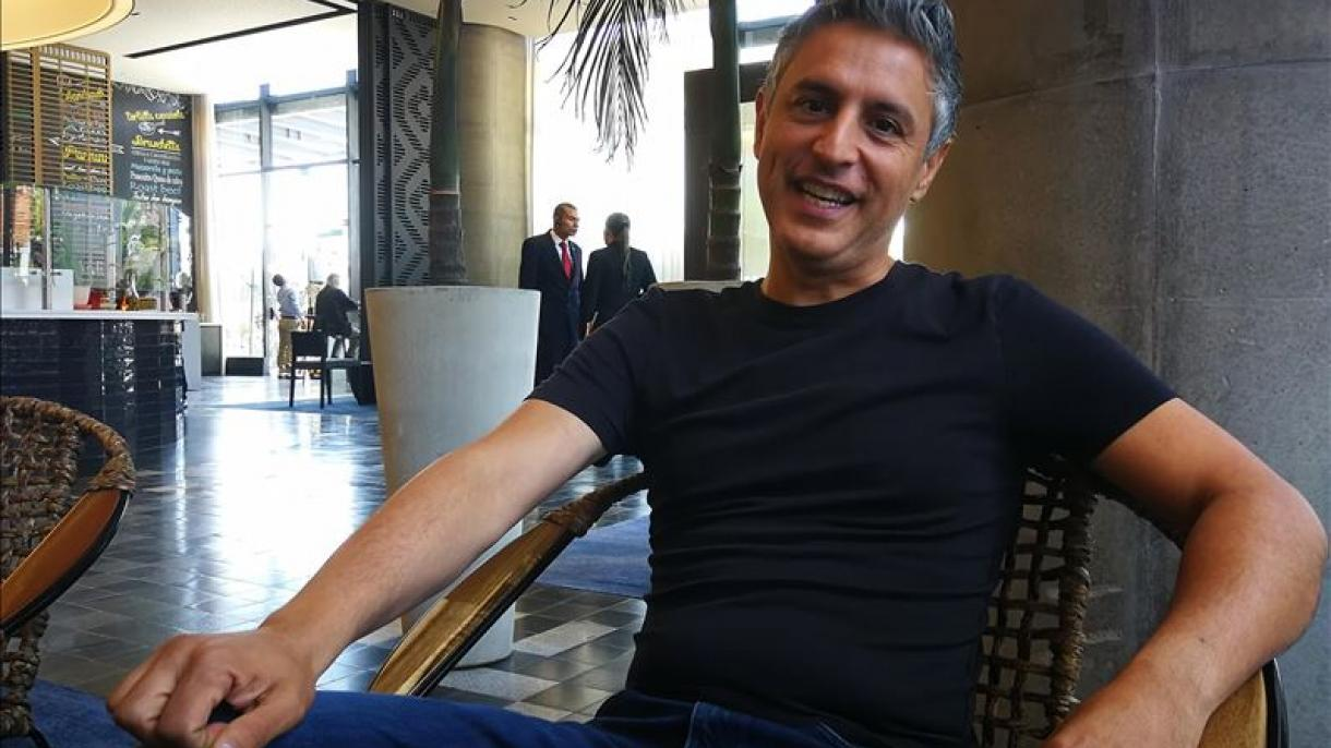Reza Aslan: la cultura pop se puede usar para desmitificar el Islam en Occidente