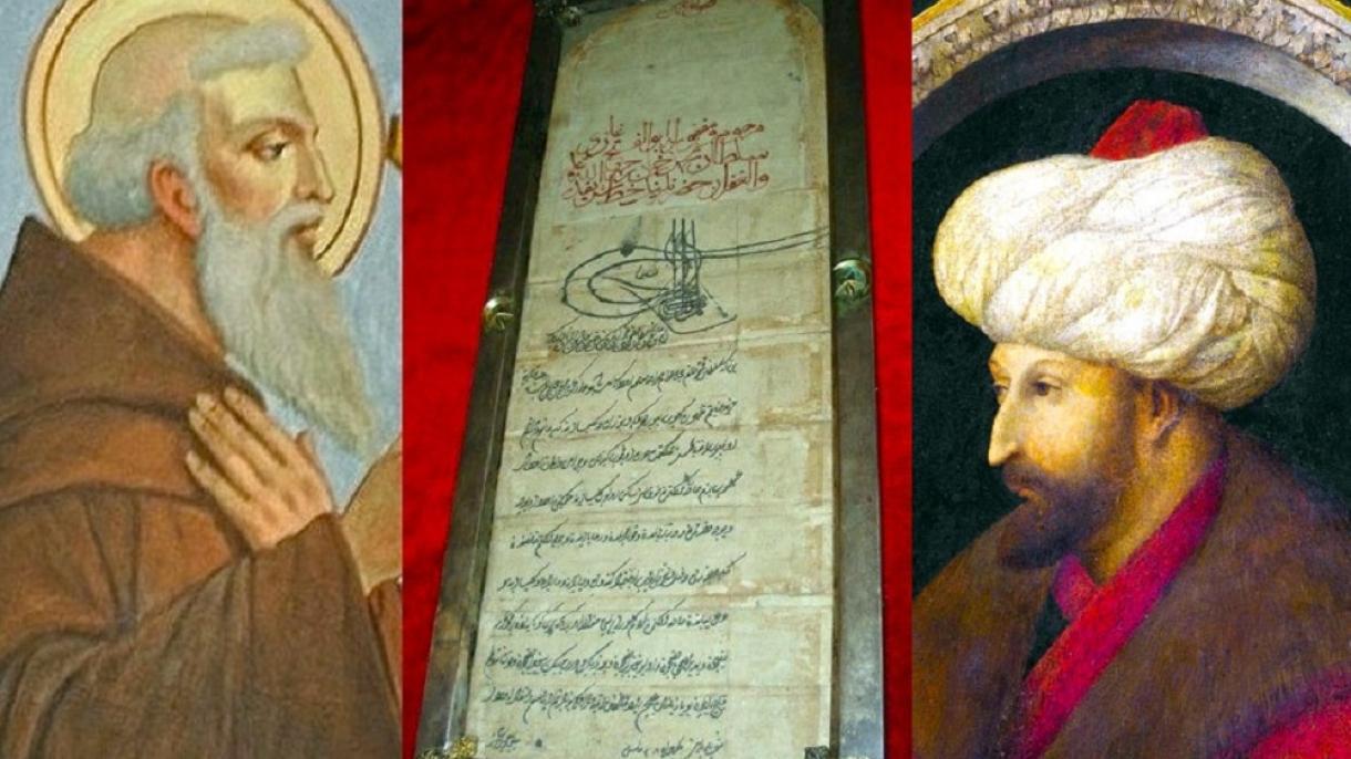 BiH: Sultan Fatih prije 557 godina bosanskim franjevcima uručio Ahdnamu