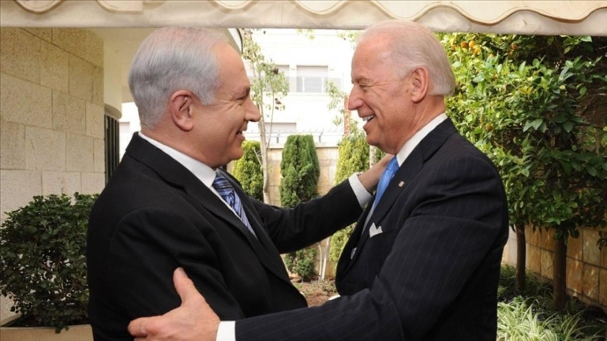 Biden y Netanyahu han conversado por teléfono