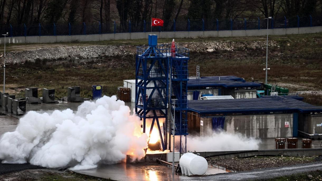Turska uspješno testirala prvi hibridni motor za misiju na Mjesec