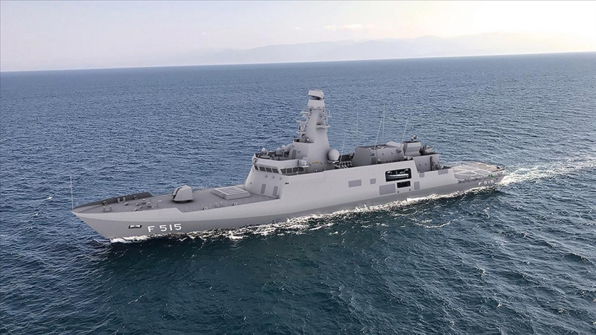 """23. januara porinuće prve fregate """"Istanbul"""": Domaći borbeni brod najmodernije generacije"""