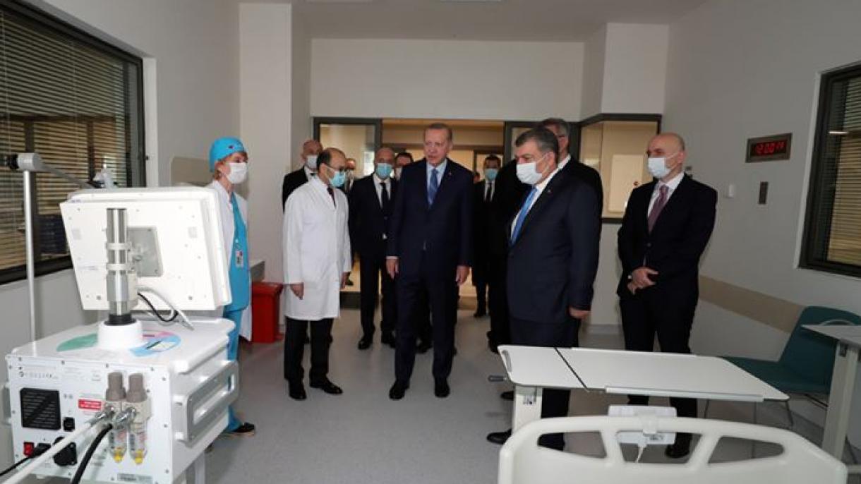Otvorena nova bolnica u Istanbulu: Kapacitet 35.000 pacijenata i 500 operacija dnevno