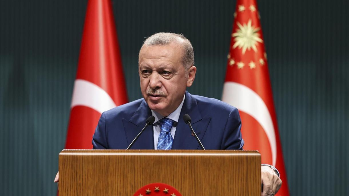 Erdogan: Turski narod će uvijek hrabro i optimistično gledati prema budućnosti