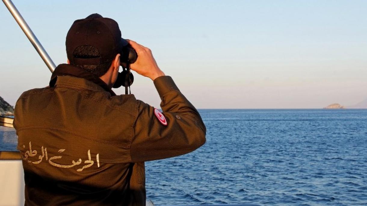 チュニジア】 不規則な移民6遺体発見