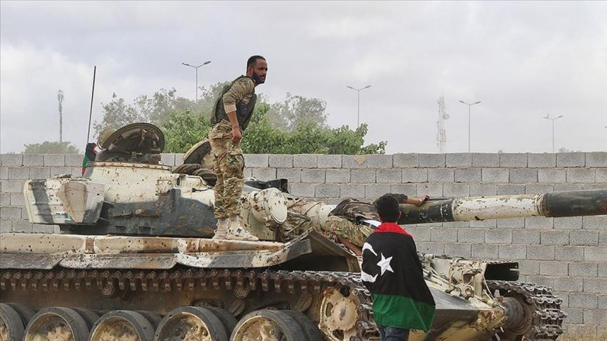 Libijska vojska oslobodila gradove južno od Tripolija