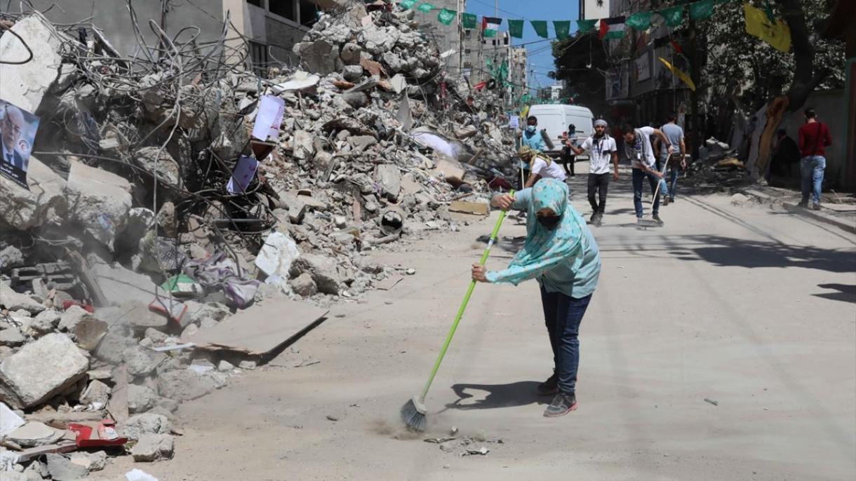 Katar izdvojio 500 miliona dolara za obnovu Gaze
