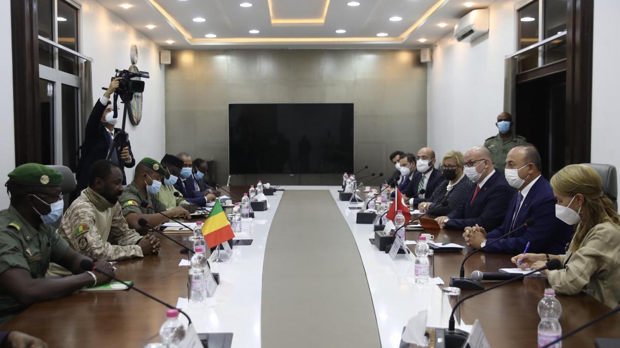 Čavušoglu: Turska će uvijek biti uz narod Malija
