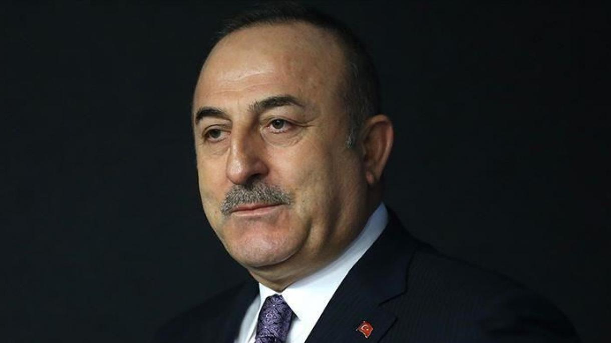 "Cavusoglu: ""Il faut une solution à deux Etats à la question chypriote"""