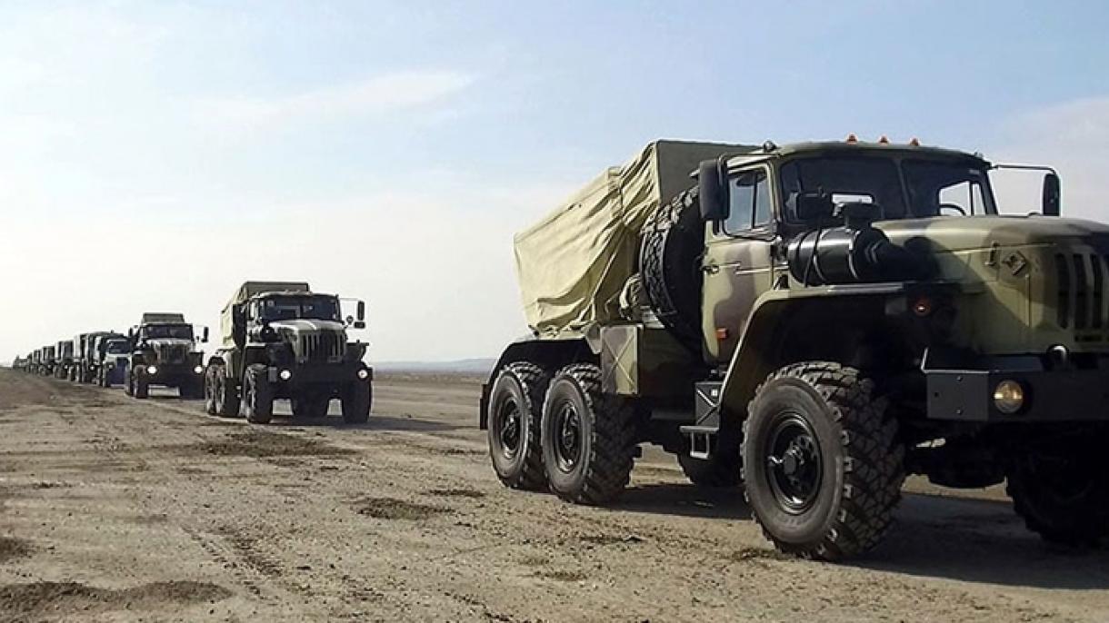 Azerbejdžanska vojska započela vojnu vježbu