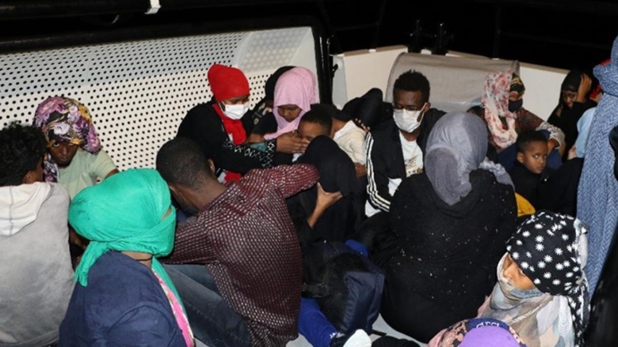 U Čanakkaleu spašeno 59 ilegalnih migranata