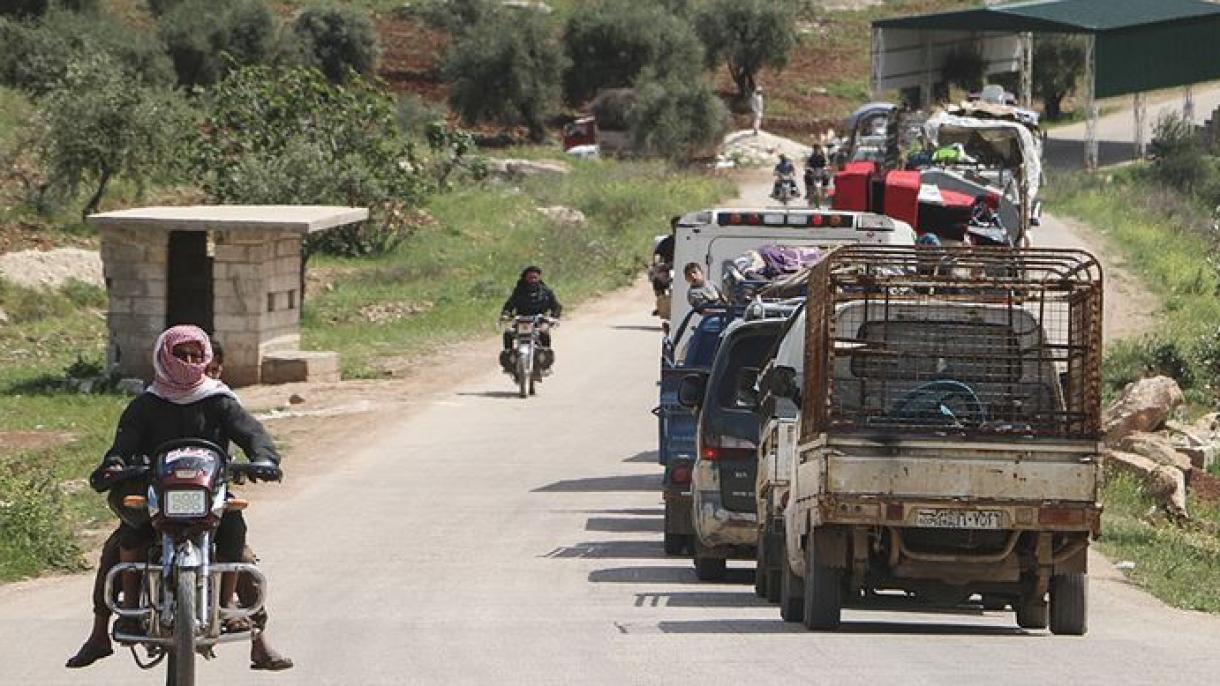 Nakon postizanja primirja u Idlibu, kućama se vratilo preko 271.000 civila