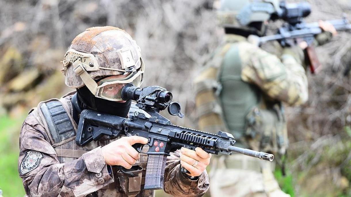 Turski MIT u Iraku neutralizovao teroristu PKK-a s Interpolove crvene potjernice