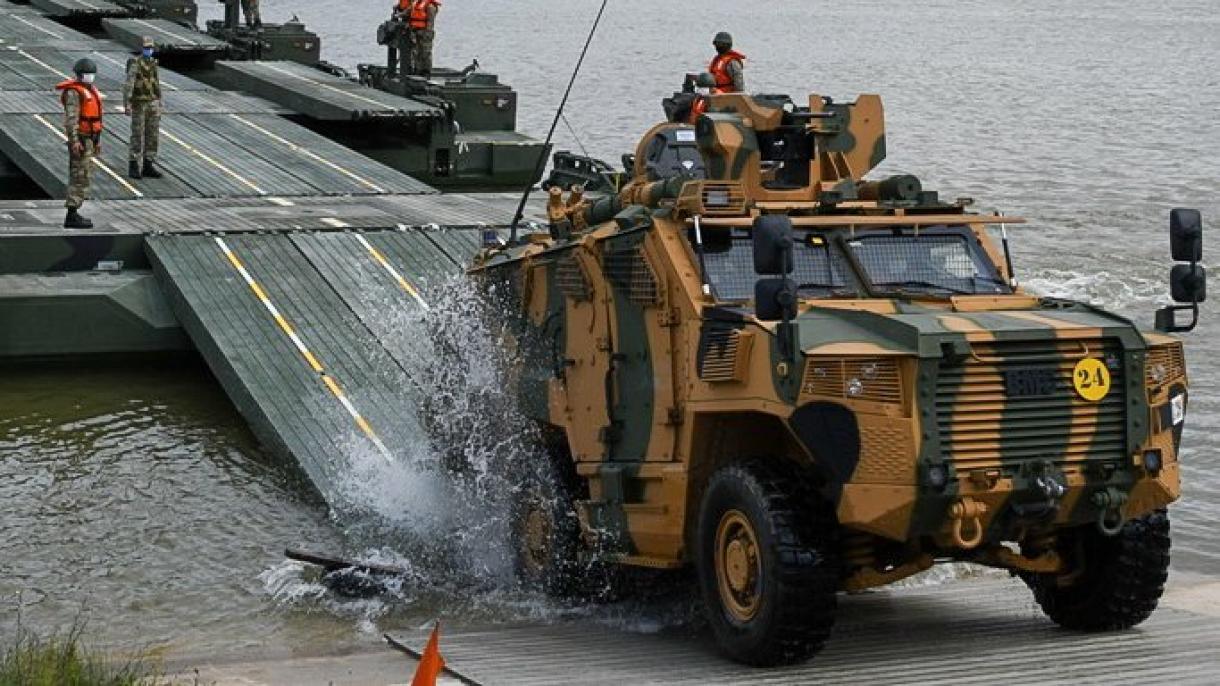 NATO objavio slike vojne vježbe koju su predvodili Turci