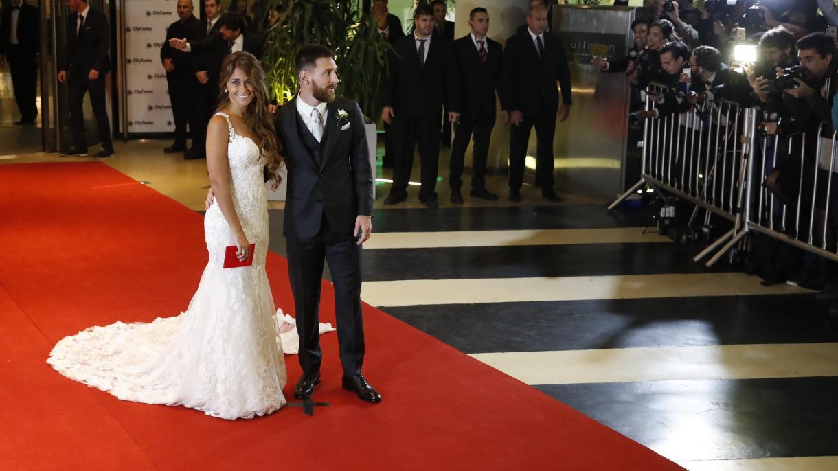 pernikahan berkelas dunia