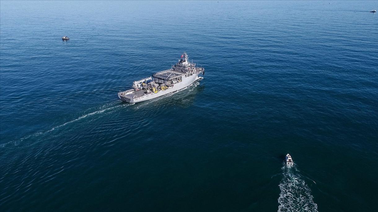 Grčki avioni provocirali turski istraživački brod; Turska adekvatno odgovorila